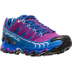 La Sportiva Ultra Raptor Running Shoes Women Purple/Marine Blue